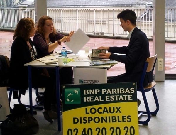 Forum emploi spécial Alternance et 1er emploi du Campus de Nantes !