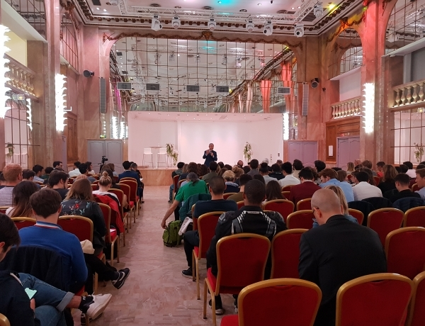 PARIS – Conférence «Immobilier Durable : les enjeux pour les métiers de demain» par Philippe PELLETIER