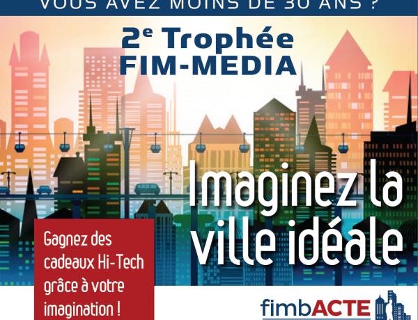 Du 1er mars au 2 mai : Fimbacte lance la 2ème édition de son concours sur les réseaux sociaux