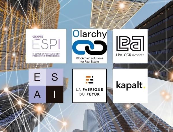 RECHERCHE | Création du premier consortium de recherche sur l'application de la blockchain dans l'immobilier